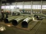Производство соединительных деталей трубопроводов