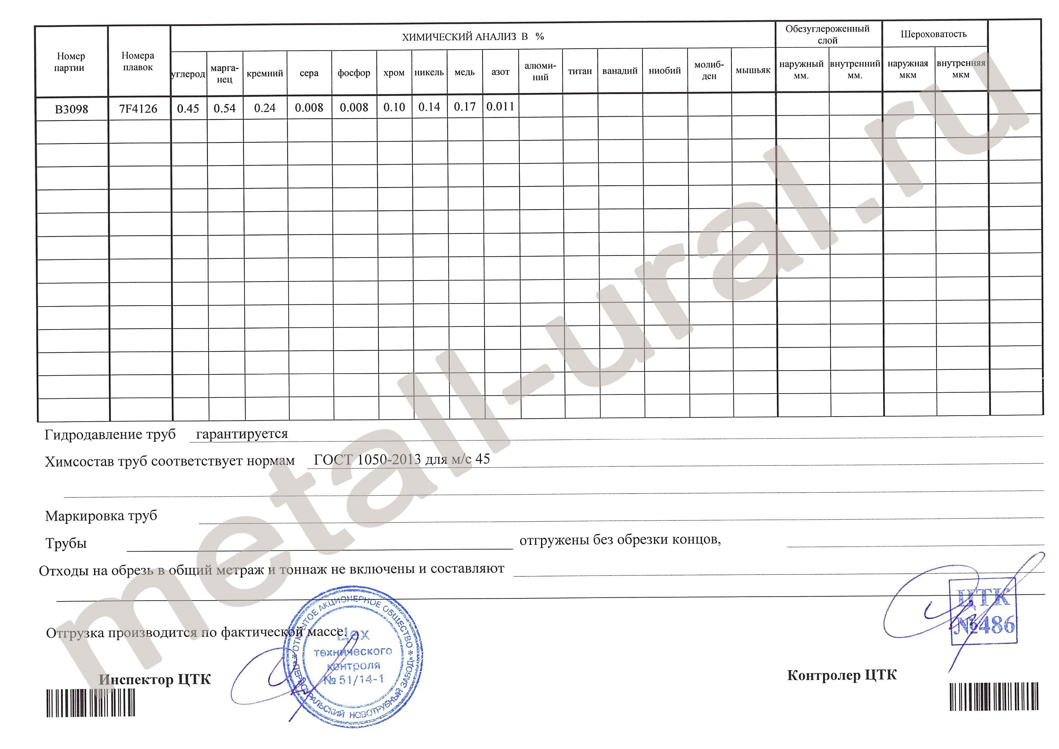 Сертификат металлопрокат труба гост 8734 пожарное оборудование обязательная сертификация