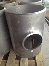 Тройник для стальных труб